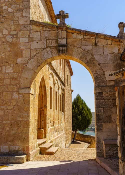 Turismo cultural Segovia
